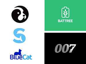 I will create minimalist business logo for you