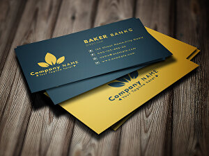 I will do professional business card design