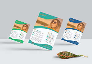 I will design awesome, amazing, creative flyer design