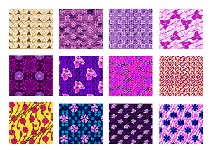 I will design seamless surface patterns for your fabric