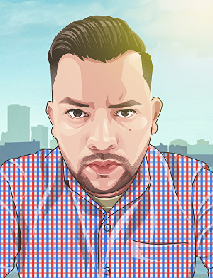 I will draw your picture into gta  cartoon style