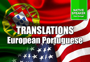 I will do english to portuguese or portuguese to english translations up to 800 words