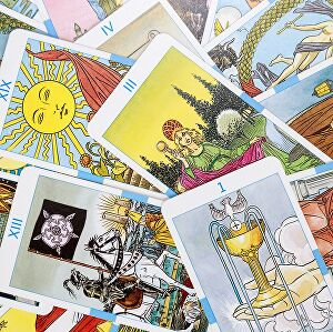I will do a two question psychic tarot reading