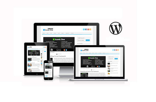 create an attractive WordPress site with amazing features