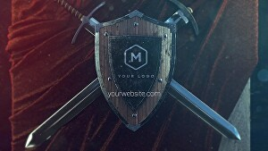 I will make you amazing Knight Logo