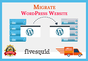 I will Migrate, Transfer & Backup Your WordPress Website