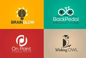 I will do logo design with unlimited revisions