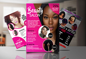 I will do professional flyer design within 24 hours