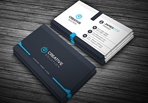 I will design outstanding business card for you