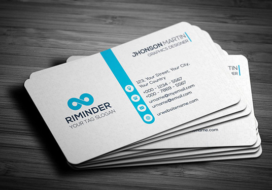 design outstanding business card for you
