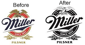 I will vectorize your low-resolution image, logo, sketch etc