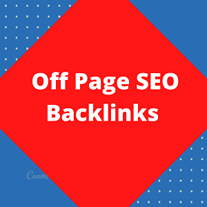 I will do 100 Off Page SEO Backlinks to improve website ranking
