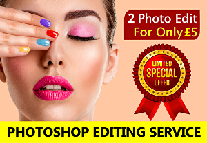 I will Do Photo Retouching, Photoshop Edit