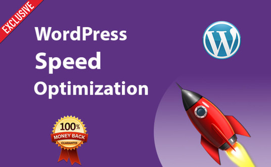 do WordPress website speed optimization and increase page loading speed