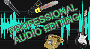I will master your audio and song to industry radio standard quality