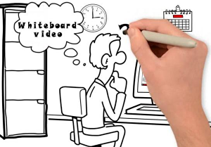 I will create a fully custom whiteboard animation video