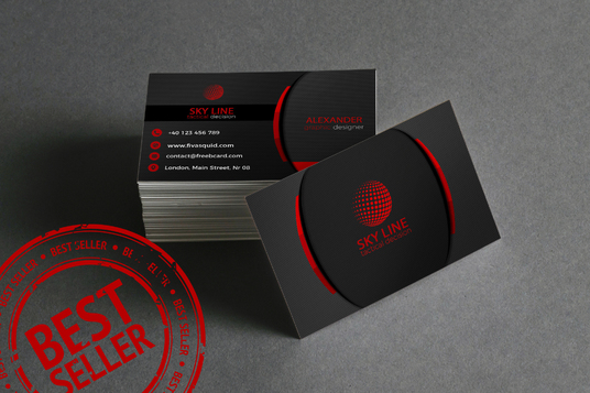 design stunning business cards within 24 hrs