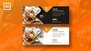 I will design a professional web banner, header, ads, cover in 24 hours