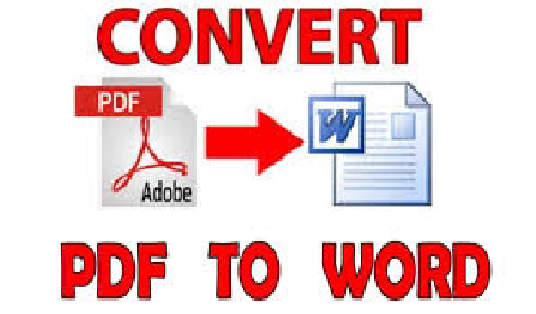 logo design and covert pdf to word ,word to pdf.