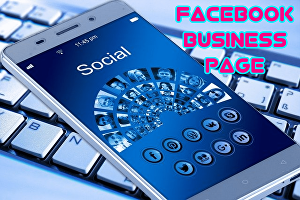 I will Create Professional SEO Optimised Facebook Business Page