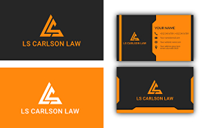 I will design professional monogram logo or initial letter with a business card