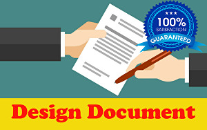I will redesign document