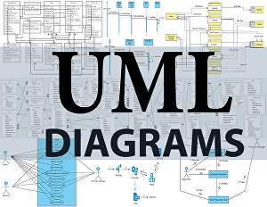 I will design UML Diagrams of your software and web project