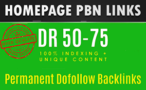 I will Over 70 high quality direct backlinking for home page SEO