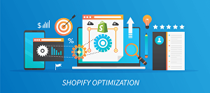 I will improve your shopify website page speed
