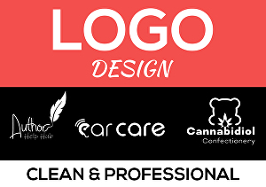 I will make professional logo design