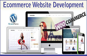 I will design and develop eCommerce online store website