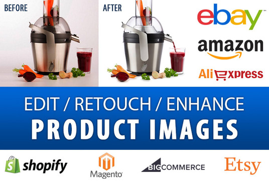 Enhance Pictures for Amazon Ebay