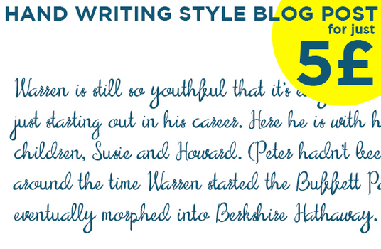 cccccc-cursive hand writing font style blog post for you