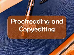 I will professionally proofread and edit up to 5000 words
