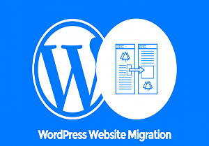 I will migrate website, move website to new host server