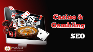 I will do top rocking Casino & Gambling SEO