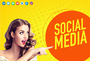 I will design social media post creatives for your business