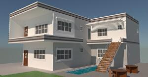 I will do a 2d or 3d floor plan, elevation, and rendering design of your building and layout