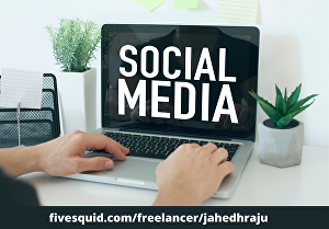 I will be your social media marketing manager and help to grow your business