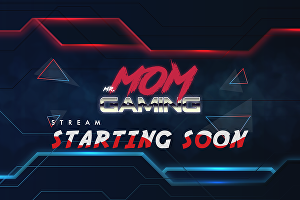 I will design animated twitch and mixer overlays, and logo for your stream