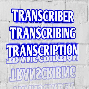 I will transcribe your audio, video files fast and accurately, audio to text