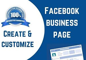 I will manage your  Professional Facebook Business Page