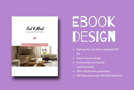 design lead magnets and ebook