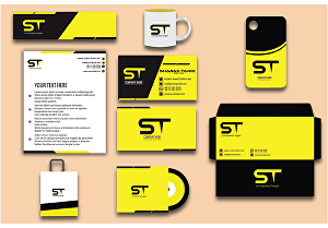 I will design stationery for your business