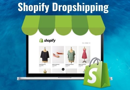 Build Shopify Dropshipping Store With Winning Products