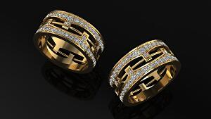 I will create best jewellery design for 3d printing
