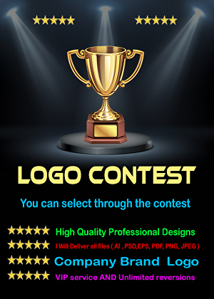 I will Design 10 logos for your Company