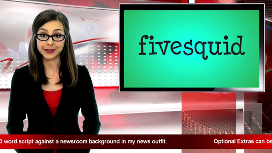Record a Breaking News video for Commercial