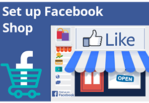 I will set up facebook shop and custom tabs