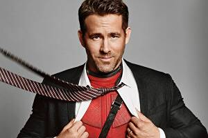 I will record a message for you as Ryan Reynolds